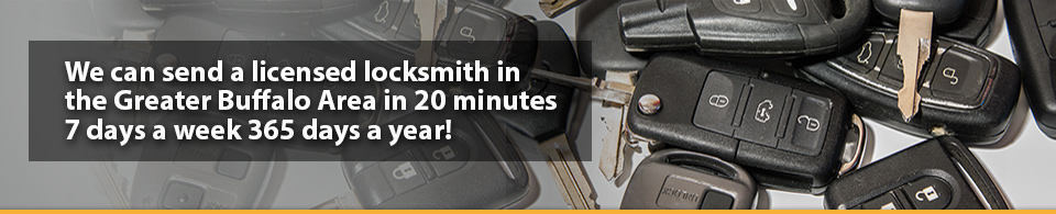 Buffalo Mobile Locksmith Services